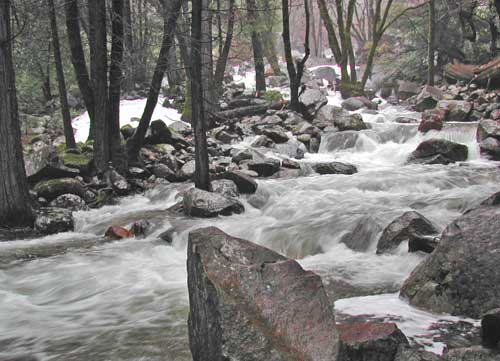 Bridal Veil Creek