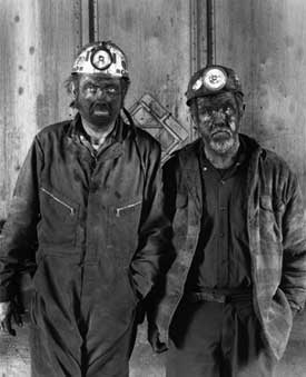 Appalacian coal miners