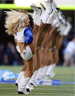 Cheerleader Bottomless http://www.anotherthink.com/contents/politics/20071021_soccer_football_and_politics.html