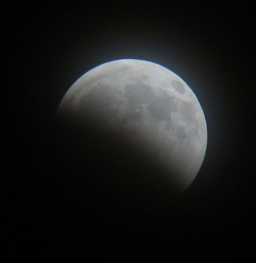 Lunar eclipse 12/21/2010