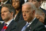 Biden: A snore away from the presidency