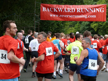 backward-running