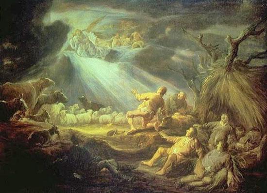 Benjamin Gerritsz. Cuyp's annunciation