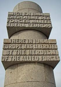 Liberation-stele