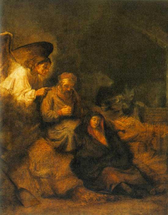 Rembrandt-dream