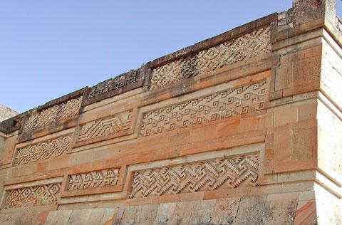 Temple-mosaics