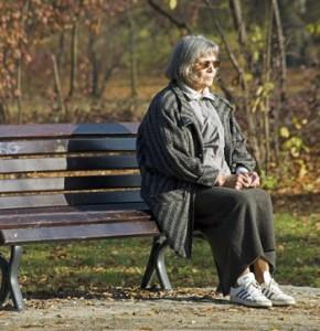 lone-woman
