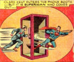 The truth about Superman's phonebooth